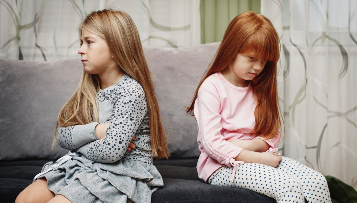 How to Address Sibling Fights, Arguments and Bullying