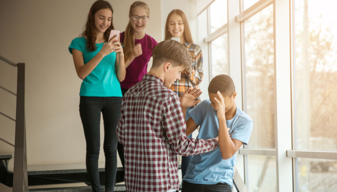 The 6 Common Myths About Bullying